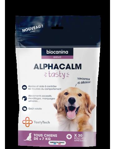Alphacalm Tasty pour Chien