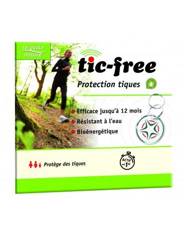 Médaille Tic-free Protection des Tiques pour Sportifs et Randonneurs Cubies Volaille, Friandises pour Chien Anibio