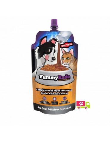 Gourde YummyRade pour chiens et chats