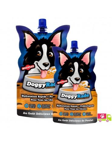 Lot de 2 gourdes DoggyRade pour chiens