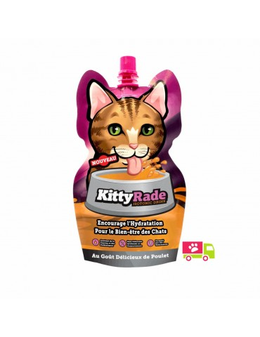 Gourde KittyRade pour chats