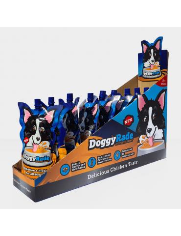 Lot de gourdes DoggyRade pour chiens