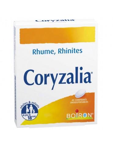 Boite de comprimés Coryzalia