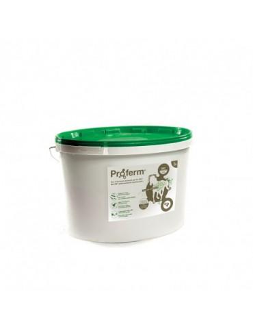 Seau de proferm de 5kg blanc et vert