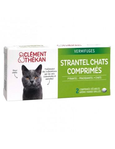 Strantel Vermifuge Chat 2...