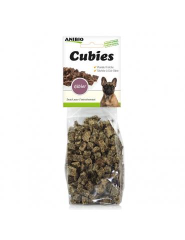 Cubies Gibier, Friandises pour Chien