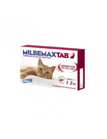 Milbemax Tab Vermifuges Chats