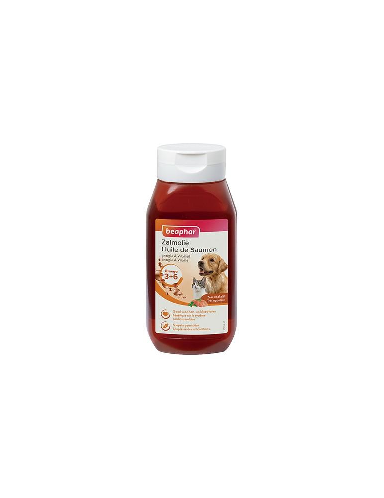 Huile de Saumon pour Chien et Chat 430 ml