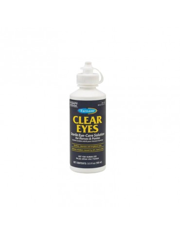 Clear Eyes Solution...