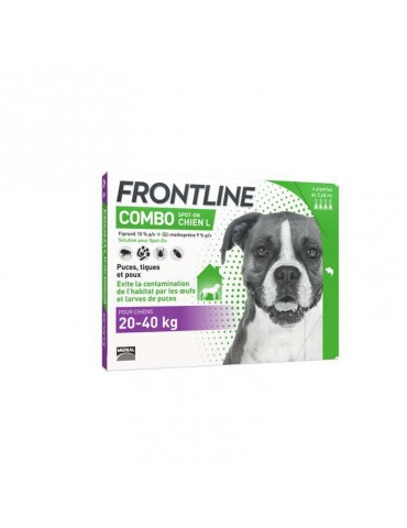 Frontline Combo Pipettes...
