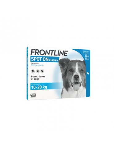 Frontline Spot On Chien M
