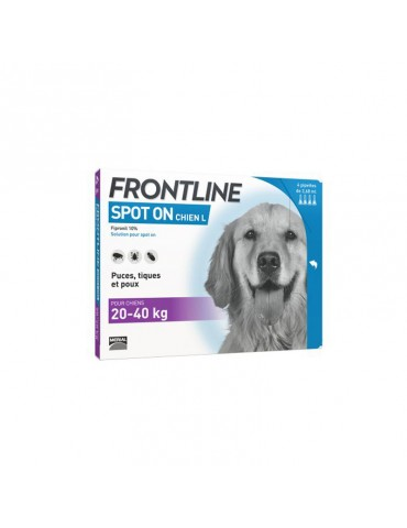 Frontline Spot On Chien L