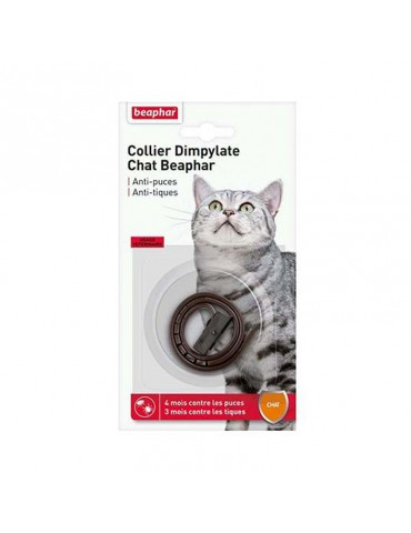 Collier Dimpylate Pour Chat