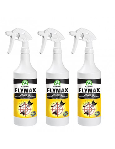 Flymax Anti-insectes Lot de 3