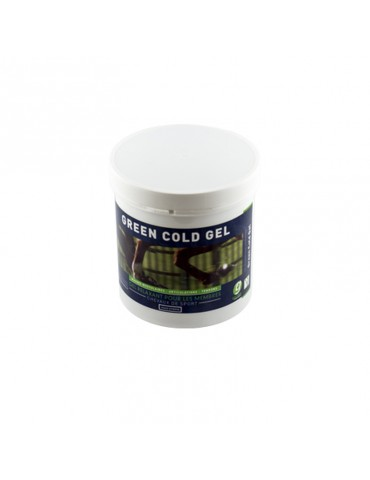 Green Cold Gel Relaxant...
