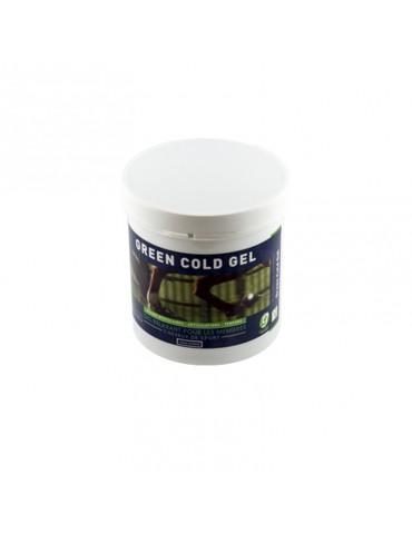 Green Cold Gel Relaxant Pour les Membres des Chevaux