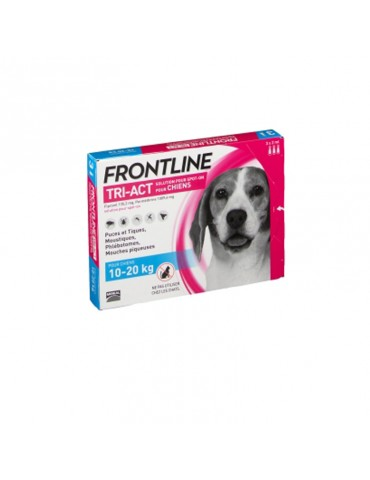 Frontline Tri-Act Pipettes...