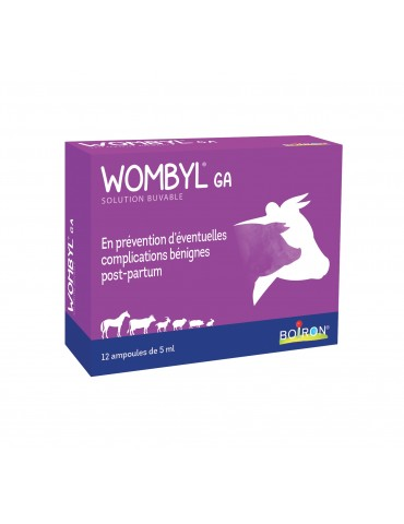 Wombyl GA Ampoules