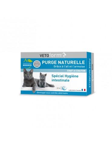 Purge Naturelle Pour Chat...