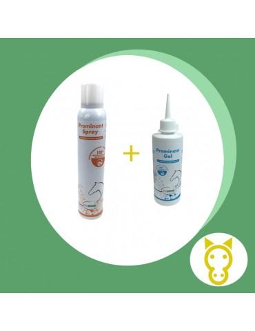 Prominant Spray + Prominant Gel