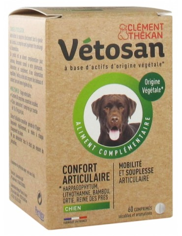 Confort Articulaire Chien d'origine Végétale