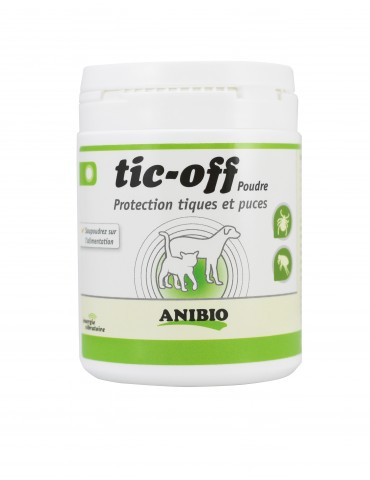 Tic-off Supplément Nutritionnel contre les Tiques et puces