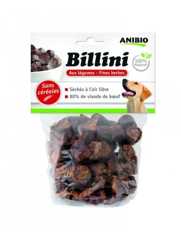 Billini Viande de Boeuf, Friandises pour Chien Anibio